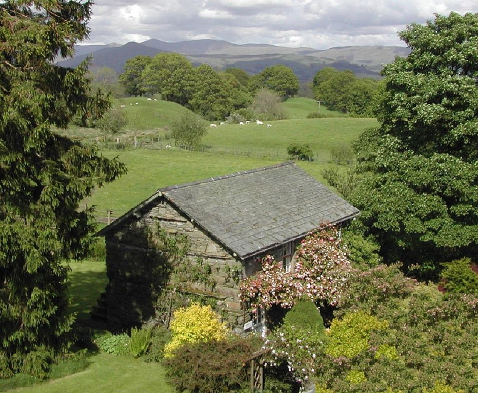 A Central Lake District Hideaway With Private Garden Away From Public Roads Ambleside