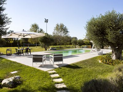 Photo for Beautiful Studio in Villa with Pool - 10 beds available