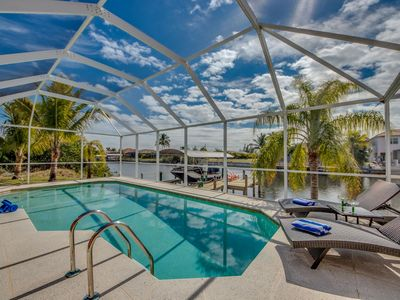 Photo for Roelens Vacations - Villa Manatee Crossing - Cape Coral
