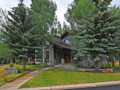 Photo for New listing: Private Deer Valley Home surrounded by Mountain Views