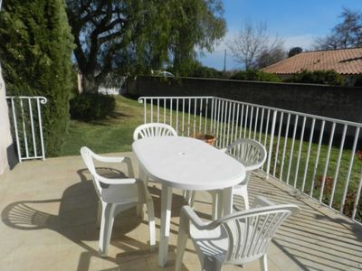 Photo for 1BR Apartment Vacation Rental in LA LONDE LES MAURES