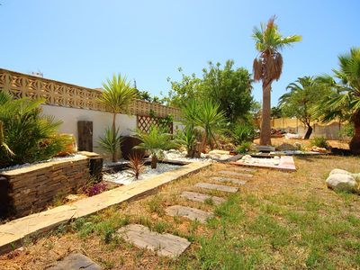 Photo for Villa with private pool and wifi - Benicolada