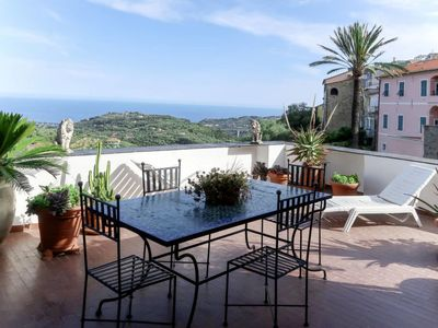 Photo for Vacation home Palazzo Verde (CIV155) in Civezza - 6 persons, 3 bedrooms