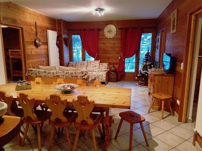 Photo for 3BR Apartment Vacation Rental in Valmeinier, Auvergne-Rhône-Alpes