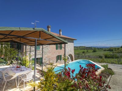Photo for Vaiano Holiday Home, Sleeps 4 with Pool and Free WiFi