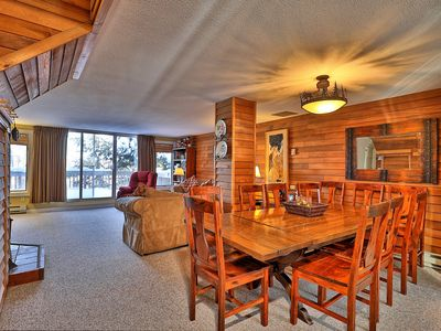 Photo for 4 Bedroom Condo in the Okemo Village Community. Walk to Clock Tower Base Area