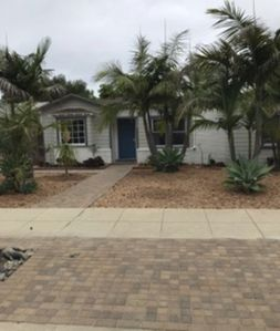 Photo for Oceanside Walk to the Beach 3 Beds Sleeps 8 Huge Backyard