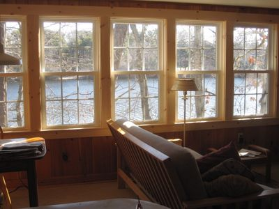 Photo for Waterfront Cottage - Adorable & Private