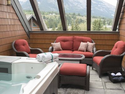 Photo for Gorgeous Penthouse With Private outdoor Hot Tub - 1