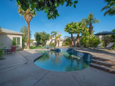 Photo for Stylish & Upgraded 4 Bed Room Home in Gated Community with Pool, Spa & Casita