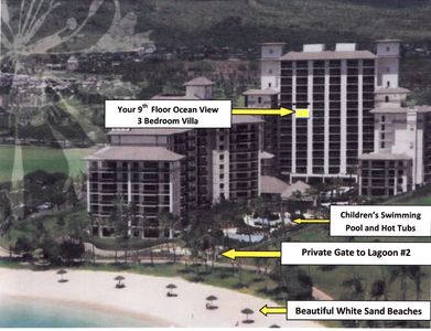 KoOlina Property Layout