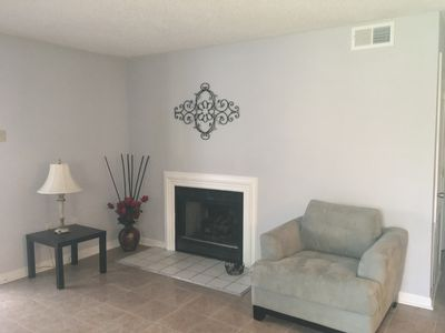 Photo for Spacious renovated 2 BR Apartment close to Charlotte downtown and Motor Speedway