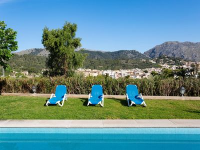Photo for Finca with Pool and Mountain View - Villa El Coster de Ca La Paina