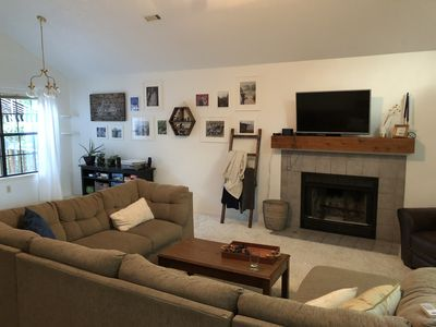 Photo for Centrally located Fayetteville Home 6 min from U of A campus