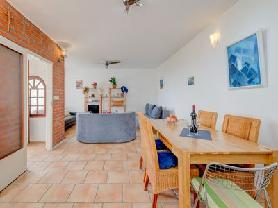 Photo for Holiday house with sea view up to 10 people