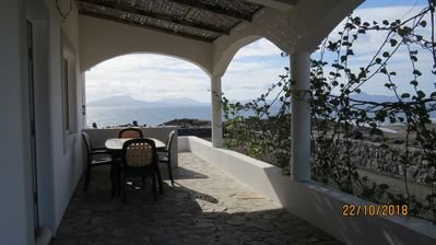 Photo for APARTMENT 50 M2 SEA VIEW AND MOUNTAIN A 80 M FROM THE BEACH