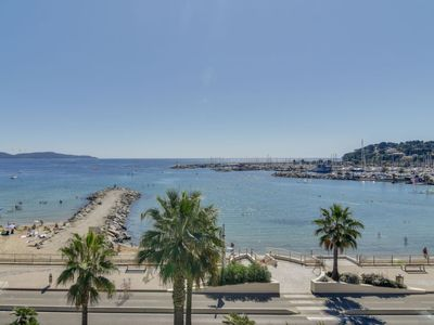 Photo for Apartment Antares  in Cavalaire, Cote d'Azur - 4 persons, 1 bedroom