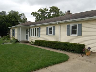Photo for 2 BR Family Friendly, Notre Dame Football Rental