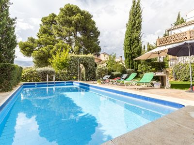 Photo for Wonderful Villa with pool and beautiful views