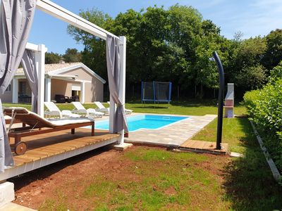 Photo for Charming house in Pula with new 23 m2 swimming pool