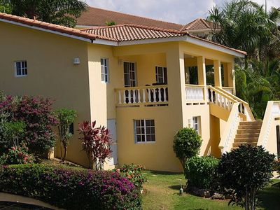 Photo for A charming three bedroom home lays tucked away down a side street in wonderful Sosua, Puerto Plata