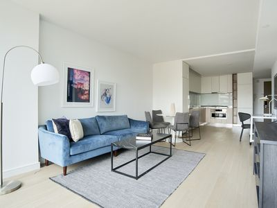 Photo for Sonder | 11th Ave | Airy 1BR + Gym
