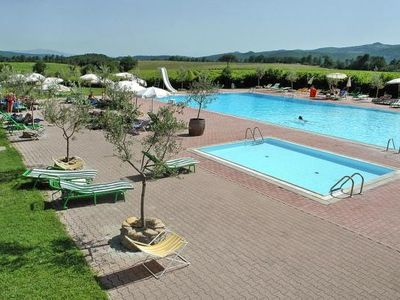 Photo for Holiday resort Casabianca, Murlo  in Um Siena - 5 persons, 2 bedrooms