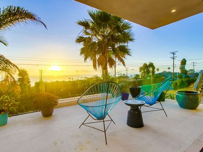Cornish Residence by 710 Vacation Rentals | Ocean Views, Private Yard w/Jacuzzi