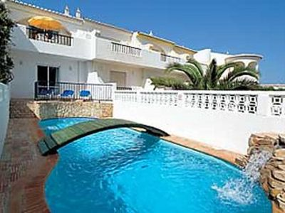 Photo for Luxury Cottage. Private Pool. Nr Beach and Shops. Sea Views.  Licence No 3188/AL