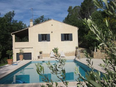 Photo for Cozy Holiday Home in Saint-Antonin-du-Var with Pool