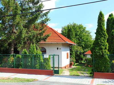 Photo for Vacation home Balaton H2043 in Balatonföldvár - 5 persons, 2 bedrooms
