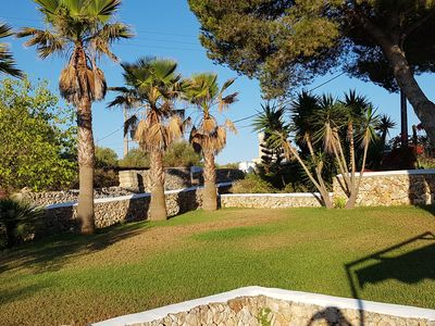 Photo for Menorca country and quiet with unique garden and pool