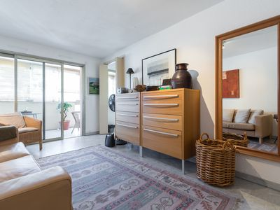 Photo for Cannes Apartment, Sleeps 2 with WiFi