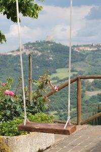 Photo for Agriturismo IL PODERUCCIO. Two-room apartment with stunning views of the Val d'Orcia
