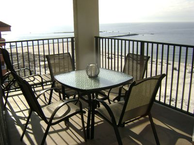 Photo for BEACHFRONT CONDO, AWESOME VIEWS ***2 KING BEDS***