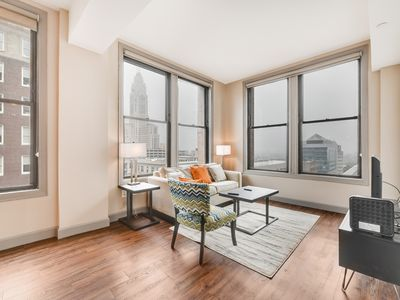 Photo for Amazing Luxury Downtown 2 Bedroom Apartment!