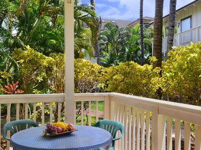 Photo for Regency At Poipu Kai #611: Central A/C - Close to POOL