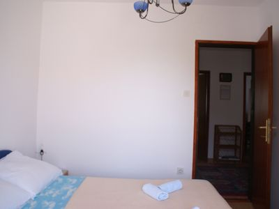 Photo for Apartment with private balcony and private terrace for 6 persons