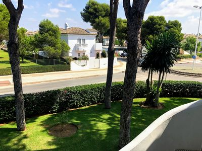 Photo for Apartment La Quinta with private parking