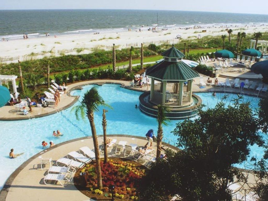 Barony Beach Club Hilton Head Island