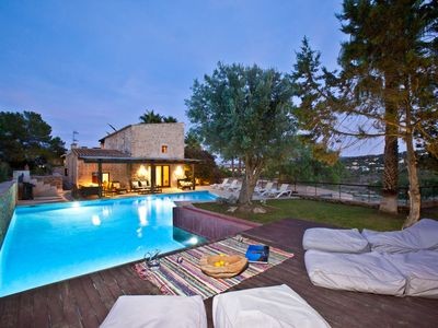 Photo for The Perfect Luxury Villa with Traditional Charm, Ibiza Villa 1012