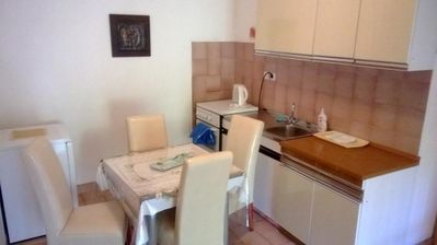 Photo for Holiday apartment Omiš for 2 - 4 persons with 1 bedroom - Holiday apartment in one or multi-family h