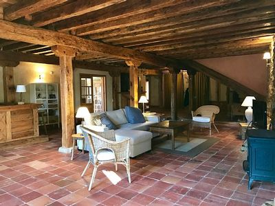 Photo for Self catering Saltus Alvus for 8/10 people