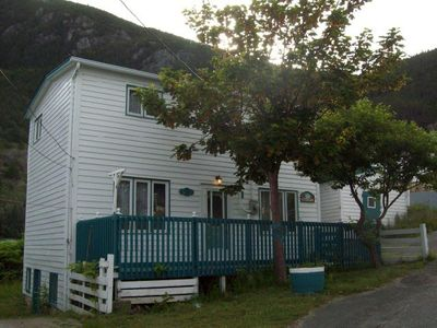 Photo for William Legrow House - in the Scenic Town of Bauline But So Close to St. John's