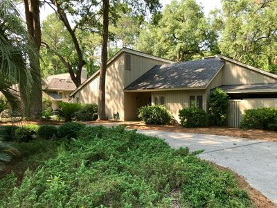 Photo for Sea PInes, Brand New Kitchen/Master Suite, private pool/spa, Quiet Cul-de-Sac