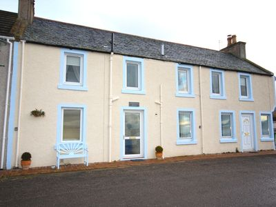 Photo for Great sea views from this centrally located house in Portmahomack