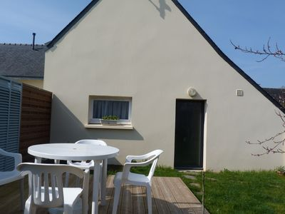 Photo for House with enclosed garden, quiet area, near center, sea 5 to 6 km