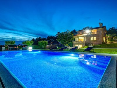 Photo for Verdeal Villa, Sleeps 6 with Pool and WiFi