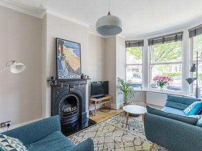 Photo for East Finchley Cosy Bright 2BR House North London by HAPPYGUEST