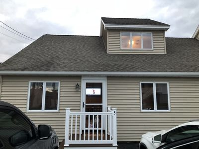 Photo for Beach Haven - 2 bed/2 bath brand new condo walkable to everything!